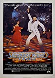 Poster affiche Saturday Night Fever Cult Film Dance