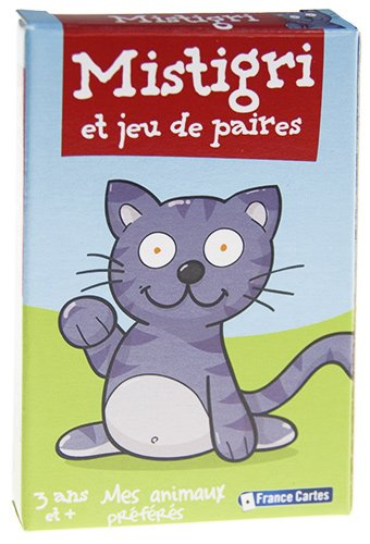 France Cartes - Jeu Mistigri