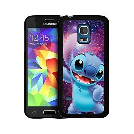 lilo and Stitch Ohana Samsung S5 Mini Coque Case: Amazon.fr: High-tech