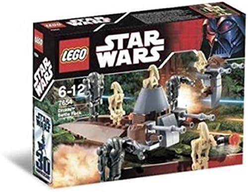 Con 100% de calidad y servicio de% 100. LEGO Star Wars 7654 Droids Battle Battle Battle Pack - Grupo de Combate de droides  diseño único