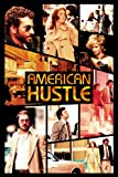 AMERICAN HUSTLE MOVIE POSTER POSTER APPROX SIZE 12X8 INCHES