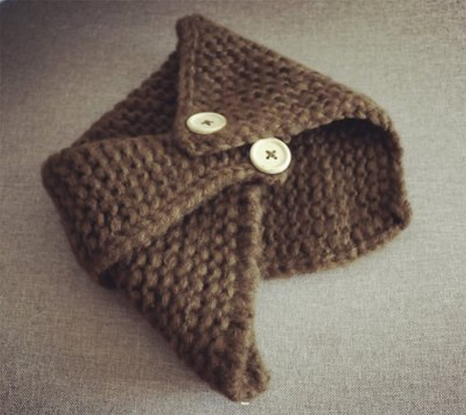 SED Baby Scarf Thick Warm Baby Knitted Scarf