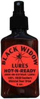Black Widow Hot N Ready 3Oz Southern Estrus