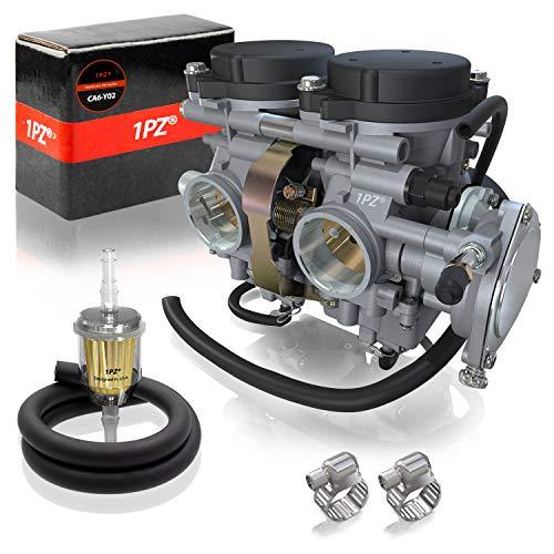 1PZ CA6-Y02 Carburetor Carb for Yamaha Raptor 660 660R YFM660 YFM660R 2001 2002 2003 2004 2005 5LP-14900-00-00 5LP-14900-20-00 5LP-14900-30-00