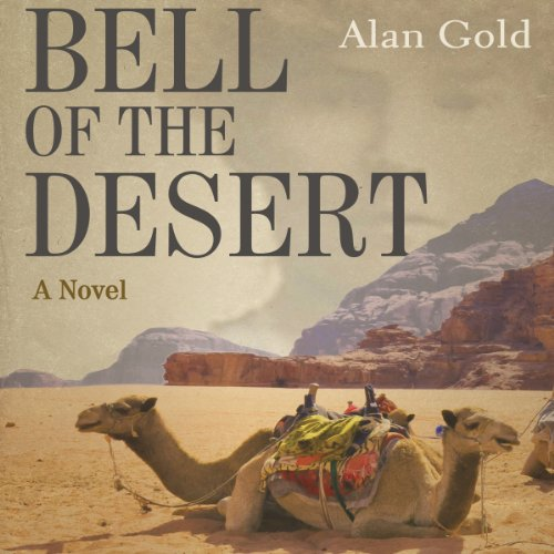 Bell of the Desert audiobook cover art