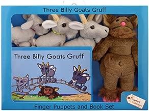 Best three billy goats gruff puppets Reviews