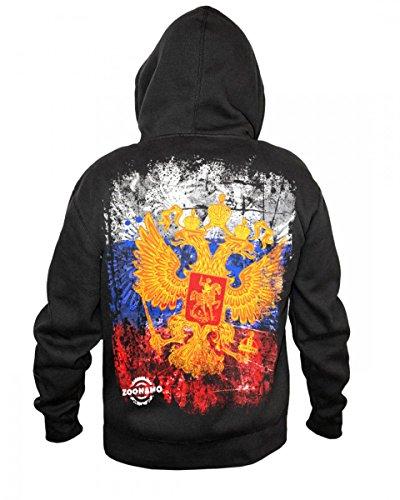 Zoonamo Hoody Russland, Größe:S