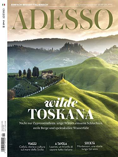 """Adesso - Italienisch lernen 11&12/2020 \""""Wilde Toskana\"""""""