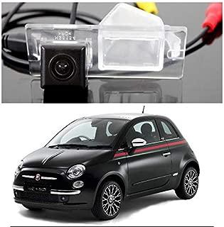 FidgetFidget, cámara de visión Trasera para Fiat 500 500 C 500 S Abarth 2007~2017