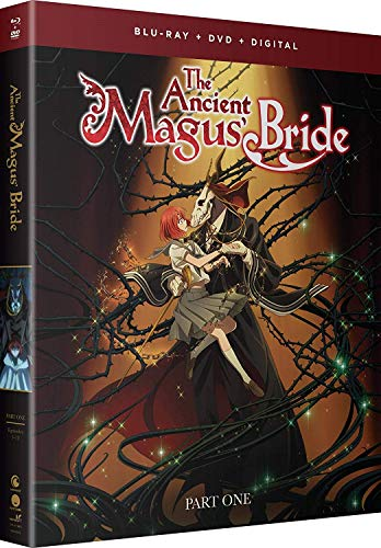 The Ancient Magus Bride: Part One Blu-ray + DVD + Digital