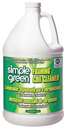 SIMPLE GREEN Condenser or Evaporator Cleaner 1 gal.