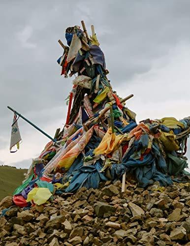Notebook: Mongolia Soviet Union Russia Kazakhstan Mongol Empire Genghis Khan Tibetan