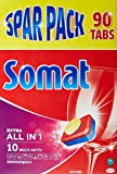 Somat 10 All in 1 Extra Sparpack