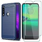 AOYIY For Motorola One Macro Case And Screen Protector,[3