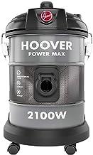 Hoover Powerforce Tank 2100W Vacuum Cleaner Silver, 20 Liters, HT87-T2-ME