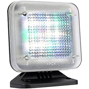 4VWIN TV Simulator Anti-burglar Home Security Theft Deterrent Device with Timer and light sensor Fake TV