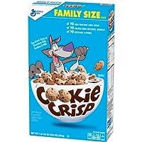 Cookie Crisp Breakfast Cereal - 19.8oz (561 g) - General Mills [並行輸入品]