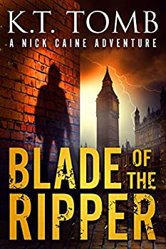 Blade of the Ripper  A Treasure Hunting Adventure Novel