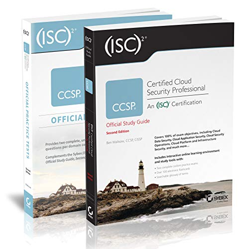 CCSP (ISC)2 Certified Cloud Security Professional Official Study Guide, 2e & CCSP Official (ISC)2 Practice Tests, 2e