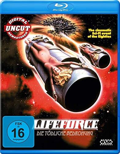 Lifeforce (Die tödliche Bedrohung) - Uncut [Blu-ray]