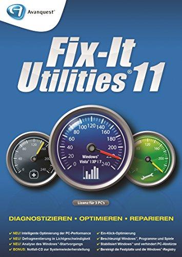 Fix-It Utilities 11 [Download]