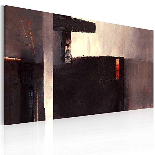 murando Quadro Dipinto a Mano 120x60 cm Quadri Moderni su Tela Pittura Disegni Unici ed Irripetibili Motivi d'autore Decorazione da Parete astrazione 0101-25_MK
