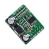 AILOVA Tablero Amplificador Diferencial 5Wx2 Digital Clase D Digital Amplificador De Potencia De Audio Estéreo HT8698 DC 3.3V 5V