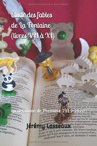Étude des Fables de La Fontaine (livres VII à XI)