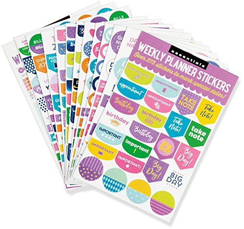 Planner Stickers Weekly
