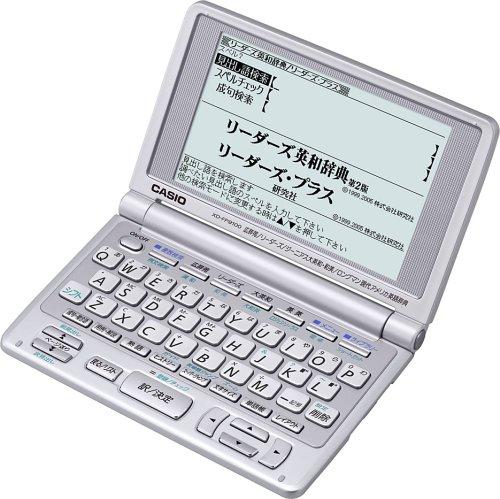 『CASIO Ex-word XD-FP9100 (13コンテンツ, 英語モデル)』のトップ画像