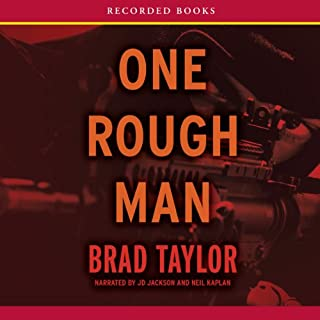 One Rough Man audiobook cover art