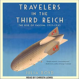 Travelers in the Third Reich audiobook cover art