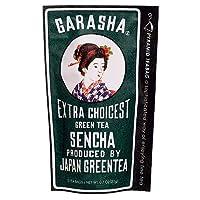 GARASHA ガラシャ 煎茶(ティーバッグ)【24袋組】
