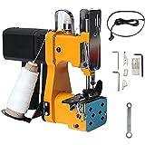 El kit de la máquina de sellado de la máquina de coser eléctrica portátil se utiliza para la materia textil casera bolsas portátiles industriales más cerca de la máquina de empalmar-1