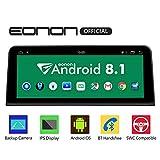 eonon GA9206NB Android 8.1 fit BMW X5 F15 (2014-2017) NBT Audio Stereo Unterstützung Apple Android Auto Play Retain iDrive DVD Bluetooth SWC Backup Cam 10.25' Blendschutz HD Touchscreen GPS
