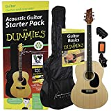 Guitar For Dummies Acoustic Guitar, Natural (K394D)