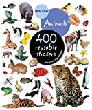 EyeLike Stickers: Animals: 400 reusable stickers inspired by nature - Playbac
