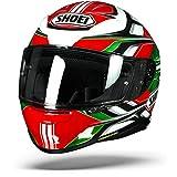 Shoei NXR Rumpus Motorcycle Helmet S Green (TC-4)
