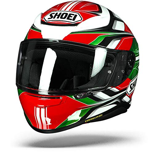 Shoei NXR Rumpus TC4 Casco per moto Taglia XL