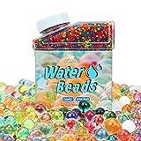 Fangoo 50000 psc Perlas de Gel para El Agua Cuentas de Agua Multicolor de Crecimiento , Perlas del Gel del Agua para El llenador del Florero