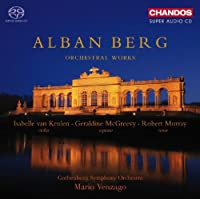 Alban Berg Œuvres orchestrales