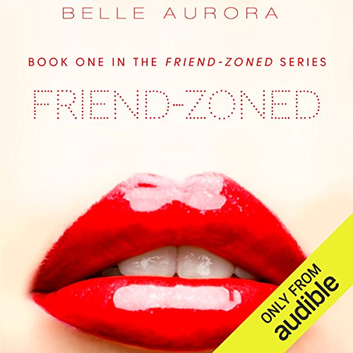 Friend-Zoned audiobook cover art