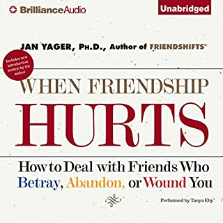 When Friendship Hurts audiobook cover art