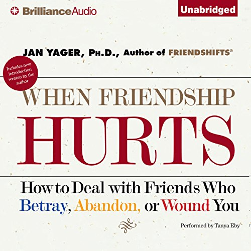 When Friendship Hurts cover art
