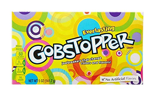 Wonka unvergänglich Gobstoppers, 12er Pack (12 x 141 g)