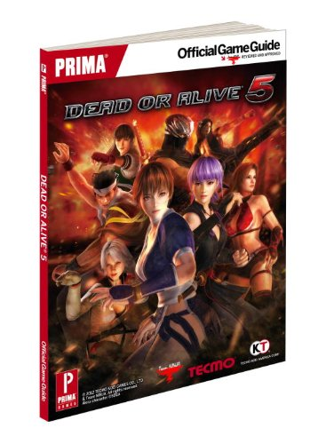 Dead or Alive 5: Prima Official Game Guide