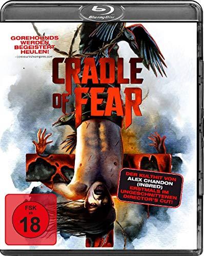 Cradle of Fear - Director's Cut [Alemania] [Blu-ray]
