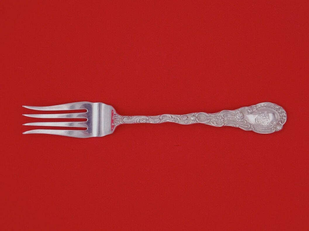 Louis XV Sales results No. 1 by Latest item Durgin Sterling Silver Original Fish Fork 1 4