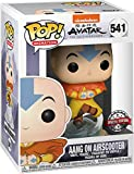 Figura Funko Pop! Aang on Airscooter Avatar: The Last Airbender 541 Exclusivo...