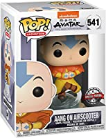 Avatar: The Last Airbender - Aang on Airscooter Pop Exclusive